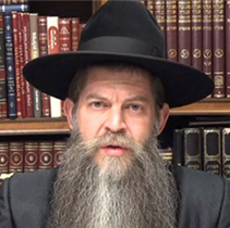 Rabbi Binyomin Eisenberger